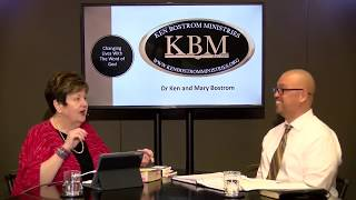 Guest Appearance on KBM Television Ministry - Prophetic Word - Whack-A-Mole!