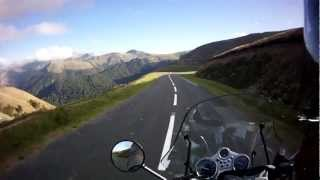 preview picture of video 'Ascent to Col du Port de Larrau, part 1.'
