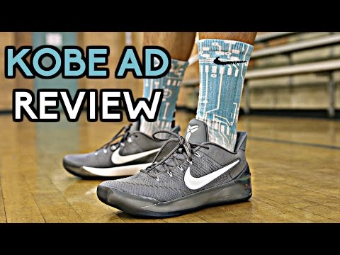 Kobe AD (12) Performance Review!
