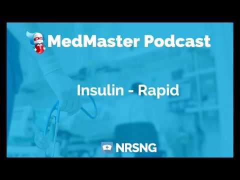 Linsuline pour le diabète de type 2