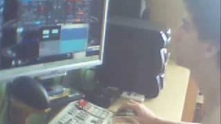 Video dj set_clip