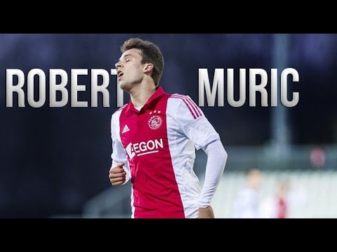 Robert Murić ● Goals, Skills and Assists ● AFC Ajax