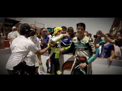 Who is going to be the Moto3 class champion ?