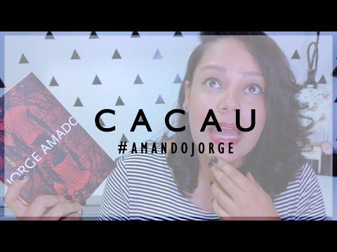 #AmandoJorge Cacau - Jorge Amado