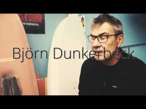 Peter Thommen – interview at Flikkaboards windsurf factory (10min)