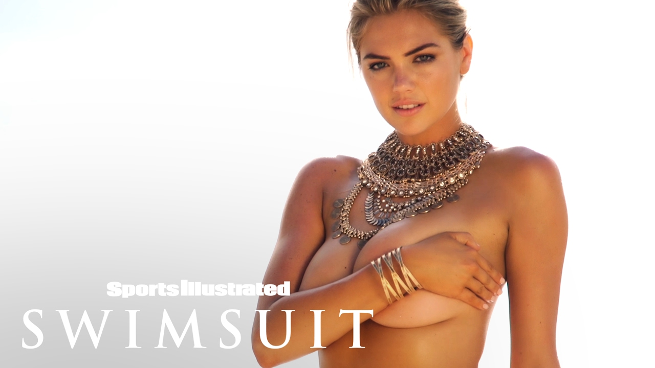 Kurvenreiches Topmodel: Kate Upton ziert erneut das Cover der Sports Illustrated