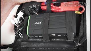 BATTERIE D'APPOINT XL 8000MAH/400A - pour smartphone, tablette, notebook et voiture - [PEARLTV.FR]