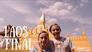Laos Travel ✅ What to See in Vientiane 🙌 (2018)