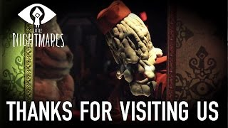 Little Nightmares - PS4/XB1/PC - Thanks for visiting us (Gamescom 2016)