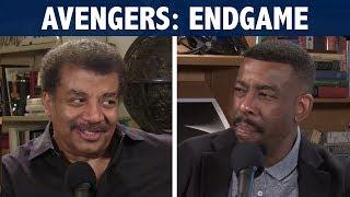 StarTalk Podcast: Neil deGrasse Tyson on Avengers: Endgame