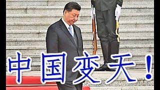 中国即将发生5件大事...习近平1年内应接不暇、政治元老要动手。20190514