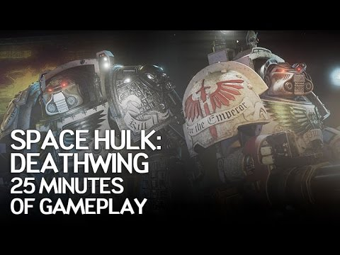 Not So MMO - 25 Minutes of Space Hulk: Deathwing Gameplay