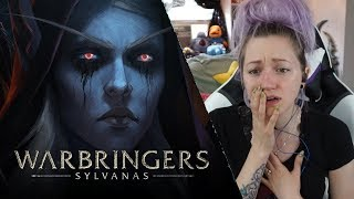REACTION: Warbringers - Sylvanas | TradeChat