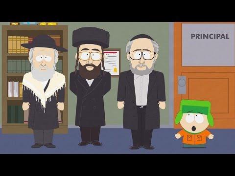 Еврей о South Park