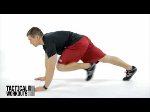 Do This: Pushup to Knee Tuck