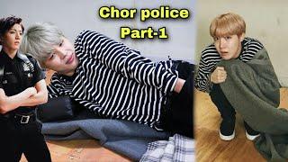 BTS police station // Funny Hindi dubbing // ep12 // Part -1