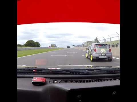 Snetterton 2020 – Race 1 – George Osborne