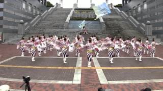 舞華(たまよさこい2012・ステージ・パルテノン多摩前)