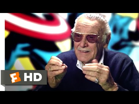With Great Power: The Stan Lee Story (2010) - Stan Lee Cameo Scene (10/10)   Movieclips