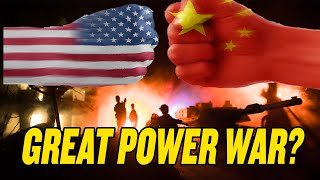 "Can US Avoid a ""Great Power War"" with China? 