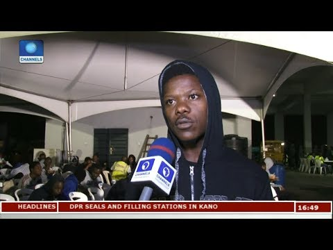 NEMA Receives Another 167 Nigerians From Libya   Aviation This Week  