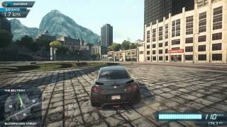 Need For Speed Most Wanted 2012 - How to Crash a Car