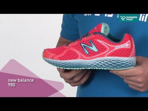 Damen Laufschuh New Balance 980