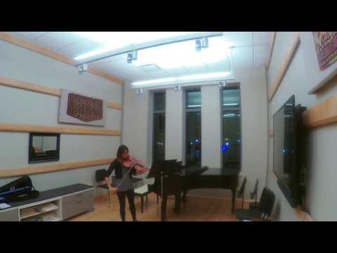 Schubert Arpeggione Sonata, D. 821 clip, 2017