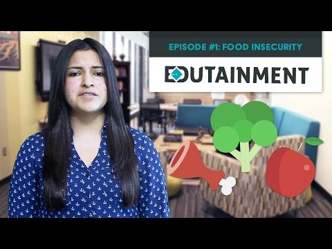 Edutainment: Food Insecurity