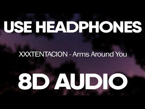 XXXTENTACION & Lil Pump – Arms Around You (8D AUDIO) ft. Maluma & Swae Lee
