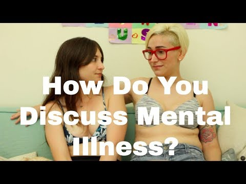 How Do You Discuss Mental Illness? / Gaby & Allison (Swimsuit Edition)