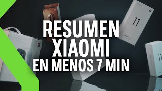RESUMEN DE TODO LO NUEVO DE XIAOMI | 11T Pro, Pad 5, 11 Lite 5G NE, Mi Smart Band 6 con NFC y más