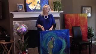 Prophetic Artist Donna Gram teaches on Star Forts