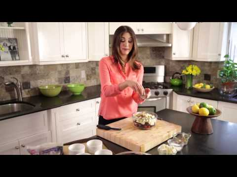 Video My Passover Recipes: Individual Pear Berry Crisps