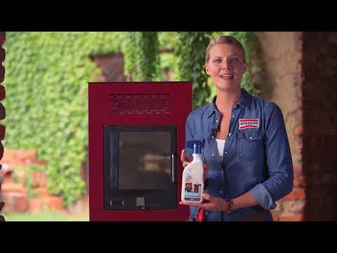 Detergente per vetri stufe e caminetti Fulcron