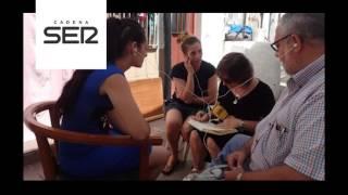 #SalvaPeironcely10. Javier Baeza y los vecinos defienden el acceso a una vivienda digna