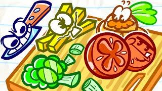 """Prophet Margins""   Pencilmation Kids Compilation   Animated Cartoons"