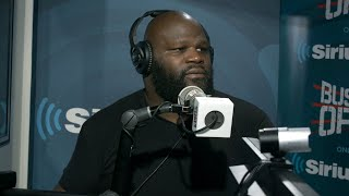 Mark Henry talks about his