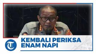 Enam Warga Binaan Kembali Diperiksa Polisi dalam Kasus Kebakaran Lapas Kelas I Tangerang