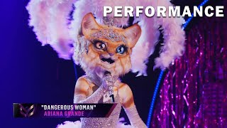 "Kitty sings ""Dangerous Woman"" by Ariana Grande 