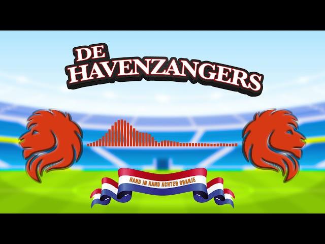 De Havenzangers - Hand In Hand Achter Oranje