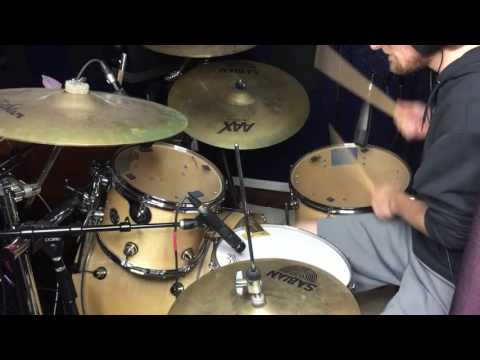 Elevation Worship Fullness Drum Tutorial