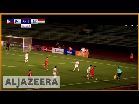 🇵🇭Philippines football: Azkals' win inspires players   Al JAzeera English