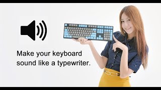 keyboard typing sound effect no copyright - TH-Clip