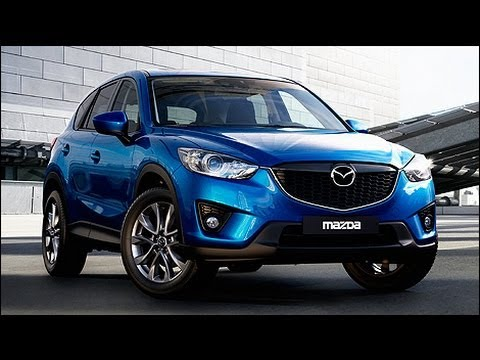 2013 Mazda CX-5 Review