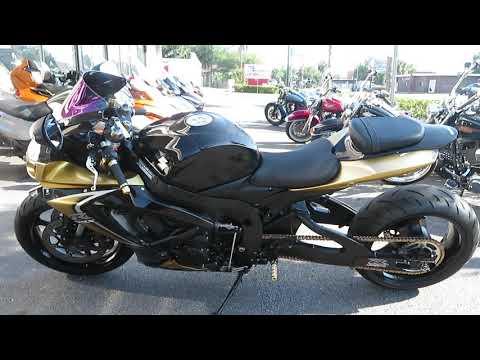 2006 Suzuki GSX-R600™ in Sanford, Florida - Video 1