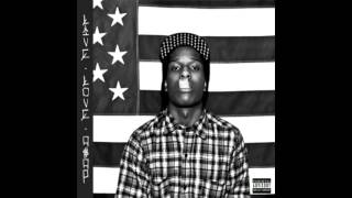 Asap Rocky - Keep It G Feat Chace Infinite, Spaceghost Purrp