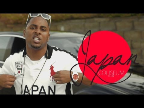 "Japan ""Coliseum Flow"" @JapanTheArtist @TekSupportProd"