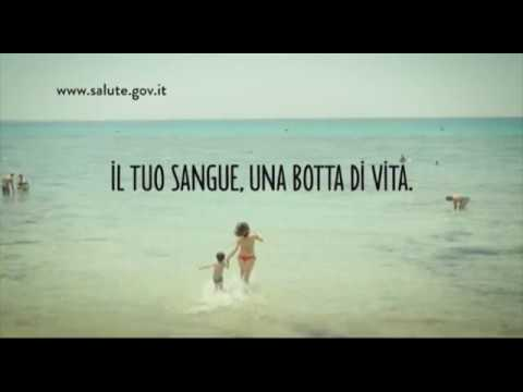 Preview video Campagna donazione sangue, spot video