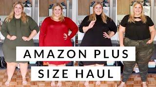 Amazon November Plus Size Haul